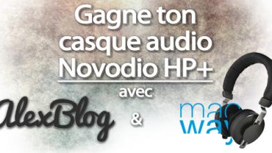 Photo of Concours : Découverte du casque haut de gamme Novodio HP+