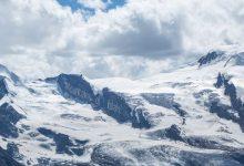 Photo of Les montagnes du Canton du Valais en time lapse