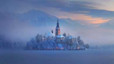 Photo of Photographie du jour #468 : The Magic of Bled Island