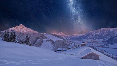 Photo of Photographie du jour #467 : Snow in Tannheim