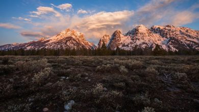 Photo of La beauté du Wyoming en time lapse – Etats-Unis