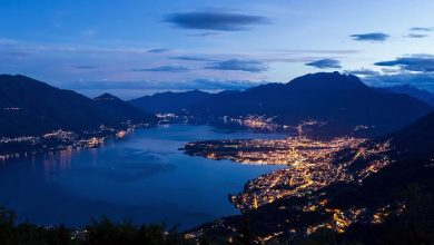 Photo of Time lapse sur le Canton du Tessin – Suisse