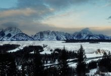 Photo of Une journée d'hiver à Yellowstone – time lapse