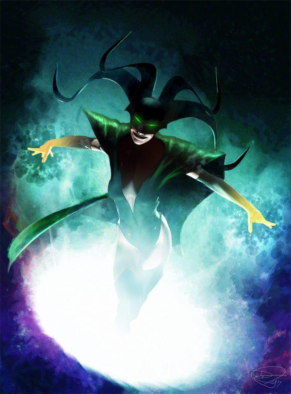Hela Goddess of Niffleheim
