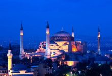 Photo of La ville d'Istanbul en time lapse