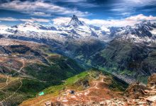 Photo of Photographie du jour #485 : Alpine Vista and Matterhorn