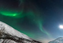 Photo of Les lumières de Norvège en time lapse – Aurores Polaires