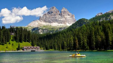 Photo of Photographie du jour #493 : Lac de Misurina