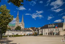 Photo of Découverte de Chartres en time lapse