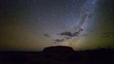 Photo of Les paysages australiens en time lapse