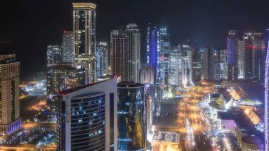Photo of Découverte en time lapse de Doha – Qatar