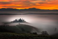 Photo of Photographie du jour #495 : San Quirico d'Orcia Morning