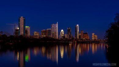 Photo of La beauté de la ville d'Austin – Texas