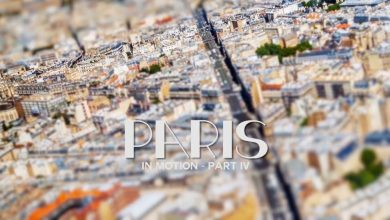 Photo of Paris in Motion – time lapse de la capitale