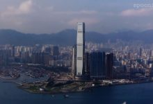 Photo of La ville de Hong Kong en miniature