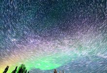 Photo of Les aurores boréales d'Alaska en vidéo