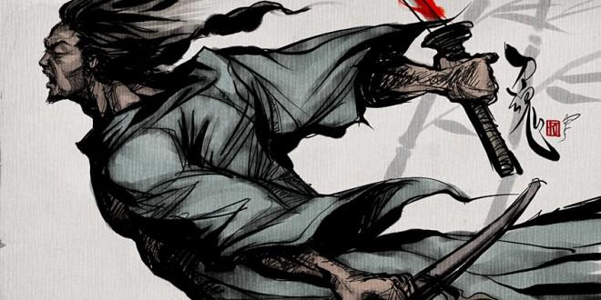 Samurai_Spirit_Two_by_Artgerm