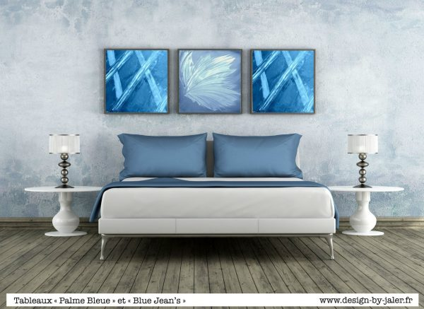 Tableau-Palme-Bleue-Ambiance-2014-julie-jaler
