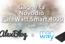 Photo of Concours : Découverte du Novodio PureWatt Smart 4000 – Batterie externe