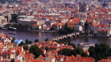 Photo of La ville de Prague en miniature