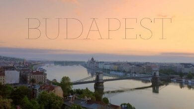 Photo of La ville de Budapest en time lapse