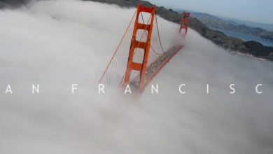 Photo of San Francisco vue du ciel en vidéo