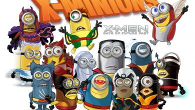 Photo of X-Minions – Les minions à la sauce X-Men par Chuck Mullins