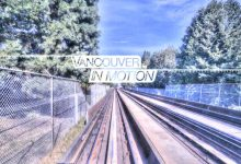 Photo of La ville de Vancouver en time lapse HDR