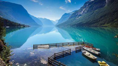 Photo of Photographie du jour #520 : Le lac de Lovatnet