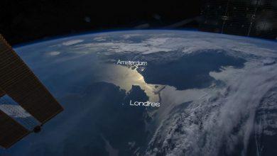 Photo of De superbes séquences sur la terre vue depuis l'espace – time lapse