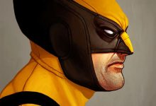 Photo of Les portraits des super-héros Marvel par Mike Mitchell
