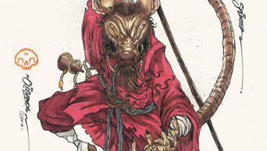 Photo of Illustrations des Tortues Ninja par Clogtwo