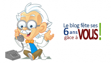 Photo of AlexBlog : 6 ans d'existence !