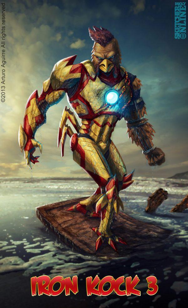 kock-super-heros-illustrations-arturo-aguirre (1)
