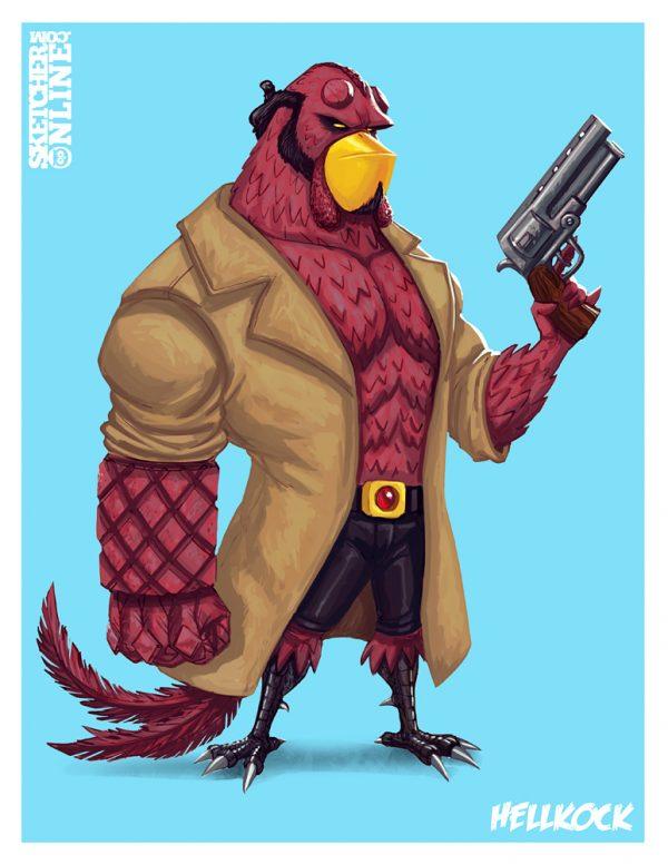 kock-super-heros-illustrations-arturo-aguirre (5)