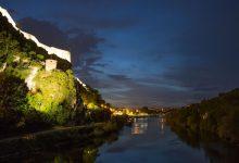 Photo of La beauté de la ville de Besançon en time lapse