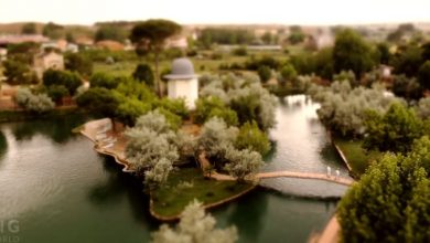 Photo of Time lapse miniature sur la province d'Aragon – Espagne