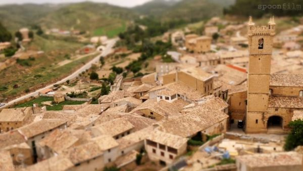 time-lapse-tilt-shift-aragon