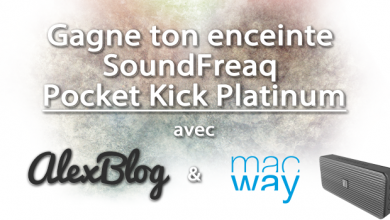 Photo of Découverte de l'enceinte SoundFreaq Pocket Kick Platinum