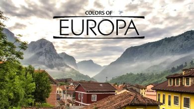 Photo of Les couleurs de l'Europe en time lapse avec les Pics d'Europe