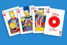 Photo of The Simpsons card family par Charles A.P.