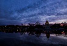 Photo of The district – time lapse sur Washington DC