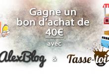 Photo of Gagne un bon d'achat de 40€ chez Tasse-Toi – spécialiste de cadeaux