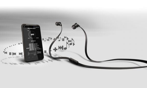 Découverte des écouteurs a-JAYS One+