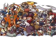 Photo of Les illustrations cartoons de Captainosaka