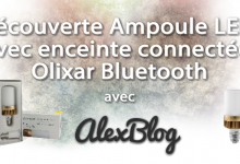 Photo of Découverte de l'Ampoule LED avec enceinte connectée Olixar Bluetooth