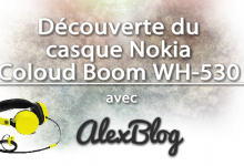 Photo of Découverte du casque Nokia Coloud Boom WH-530