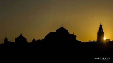 Photo of «I Like Córdoba» – time lapse sur Cordoue