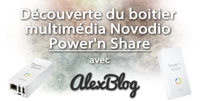 decouverte-Novodio Power'n Share