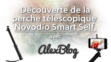 Photo of Devenez le roi des Selfies avec le Novodio Smart Self  !